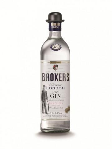 Fles Brokers gin