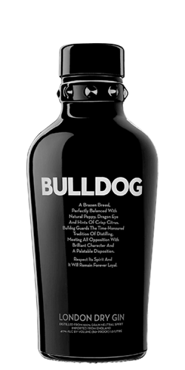 Fles Bulldog