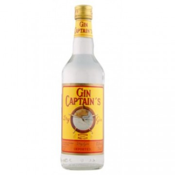 Fles Captain's Gin