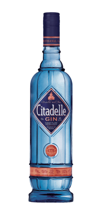 Fles Citadelle Classic Gin