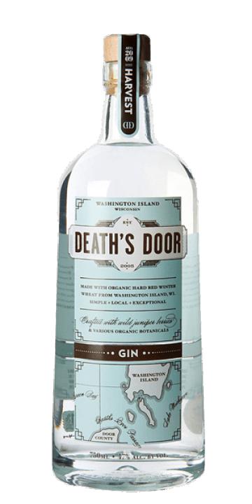 Fles Death's Door Gin