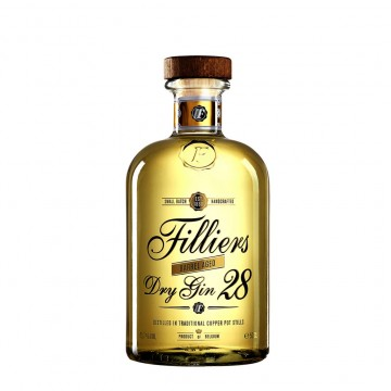 Fles Filliers Dry28 Barrel Aged