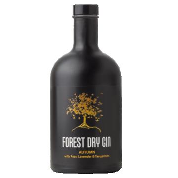 Fles Forest Dry Autumn