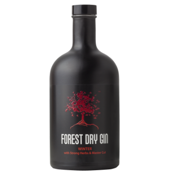 Fles Forest Dry Winter