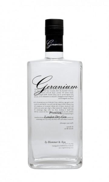 Fles Geranium